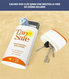 37 Essential Life Hacks Every Human Should Know Need the suntan lotion bottle trick for DR. No one steals sun lotion Lifehacks, Sun Lotion, Do It Yourself Inspiration, Good To Know, Helpful Hints, Diy Projects, Good Things, Cleaning, Crafty