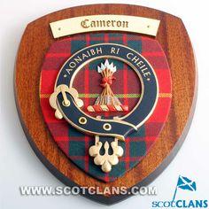 Cameron Clan Crest W