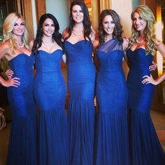 7 TOP BRIDESMAID DRESS TRENDS | It girl weddings
