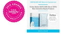 """Rodan + Fields REDEFINE ACUTE CARE™ Skincare for Expression Lines has been nominated for the 2015 """"Breakthrough Product"""" by TotalBeauty.com. What a great follow up to being named by Forbes Magazine as one of 2014's most innovative beauty products! You can experience long-lasting results after ten applications, and may even see results after the very first use. It's so simple, you can do it in your sleep. Message me for more information and get yours today."""