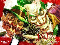 Batman: Arkham City - Joker Billboard