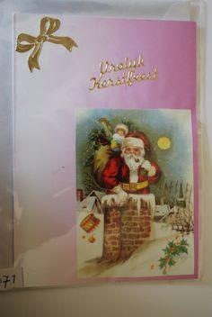 0071, Kerstman uit schoorsteen