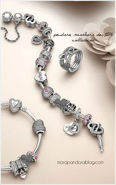 Design your own photo charms compatible with your pandora bracelets. pandora mother's day 2016