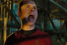 """""""Warp Speed, Scotty? Star Trek's FTL Drive May Actually Work""""  Amazing the ideas that come out of sci-fi!"""