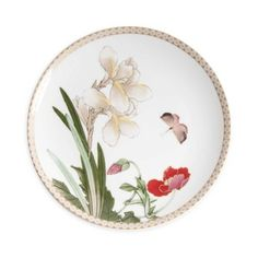Side Plate: Porcelain, Floral Bloom, W Collection | Woolworths.co.za