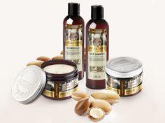 Kosmetyki Organique w Terapii Argan Shine
