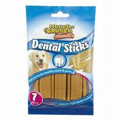 Dog Dental sticks Helps Promote healthy teeth and gums