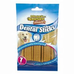 Dog Dental sticks Helps Promote healthy teeth and gums