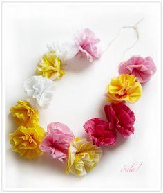 DIY Lei : DIY flower Leis