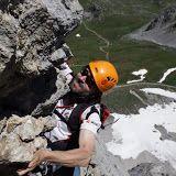 Espolón de los Franceses, Peña Vieja (Picos de Europa), 20 de xuño de 2015.