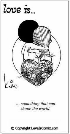 Love Is... Love Is Cartoon, Love Is Comic, Funny Love, Cute Love, Love Is Everything, Christian Wife, Marriage And Family, Life Partners, Always Love You