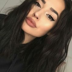Beautiful natural look with all those gold tones and shimmer. I want those eyebrows too! Makeup Goals, Makeup Inspo, Makeup Tips, Beauty Makeup, Eye Makeup, Hair Makeup, Hair Beauty, Makeup Style, Make Up Looks
