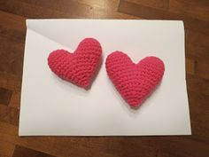 Easy Crochet, Knit Crochet, Diy Projects To Try, Silicone Molds, Diy And Crafts, Valentines, Knitting, Easy Patterns, Crocheting