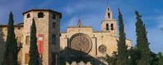 Monastère de Sant Cugat del Vallés