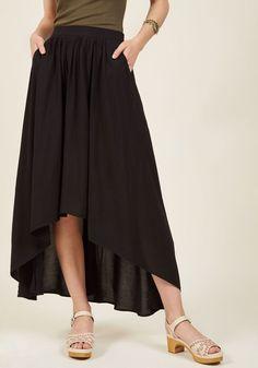 7a88fa3349943 Lead in Lengths Midi Skirt in XXS - A-line Skirt Long - Plus Sizes