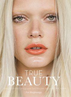 Bloginvoga Exclusivos | Thaís Custódio por Tato Belline em True Beauty [Editorial]