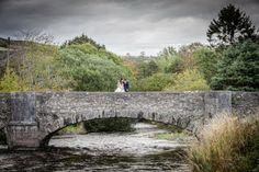 River Elwy, Llanfair Th, North Wales - DIY style wedding. Wales wedding photography by www.pixiesinthecellar.co.uk