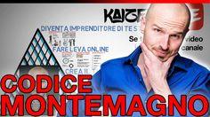 Diventa Imprenditore di te stesso - CODICE MONTEMAGNO di Marco Montemagn...