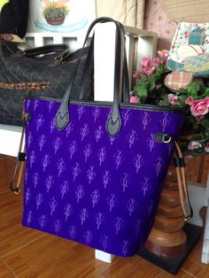Thai Textile Neverfull