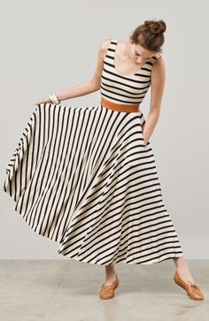 Stripes, just needs a fun. City trip.