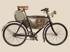 the type of bike i could ride in a tie. 