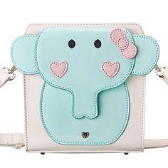 MYR$84 - Cutie Elephant Messenger Bag