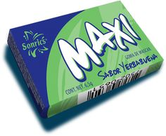 maxi gum #chicle Mexican Candy, Food, Chewing Gum, Chewing Gum, Jelly Beans, Sweet Treats, Meal, Essen, Hoods