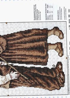 Just Cross Stitch Patterns (p. 42) | Learn Crafts is facilisimo.com