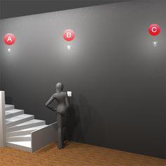 Future User Interface Concepts by Mac Funamizu, via Behance