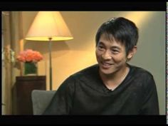 Jet Li UK Fan Club Event & Interview 2000