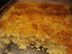 Mika's Low Fat Macaroni and Cheese