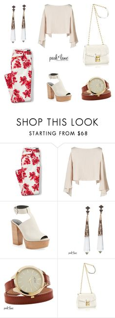 """My Park Lane Style"" by parklanejewelry on Polyvore featuring Lands' End, Rebecca Minkoff and plus size clothing"