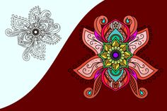 Butterfly Mandala art Design- a cute ad cool design for cricut , cutter plotter and other printing pachines.The files contain SVG, Png vector format Butterfly Mandala, Mandala Art, Vector Format, Mandala Design, Vector Free, Cool Designs, Prints