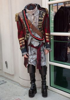 Headless Soldier #cosplay | SDCC 2013