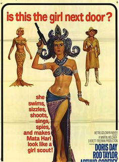 its been a long time Glass Bottom Boat, Metro Goldwyn Mayer, Mata Hari, Original Movie Posters, Girl Next Door, Vintage Movies, Dory, Girl Scouts, Singing