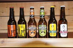 Les cerveses catalanes artesanals que trobaràs a Sorli (agost'13)