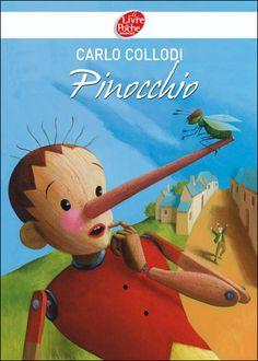 Pinocchio - Carlo Collodi - Roman Jeunesse