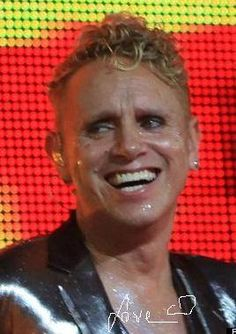 Martin Gore of Depeche Mode - Tour of the Universe