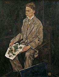 Egon Schiele | Museum und Schloss Belvedere Wien