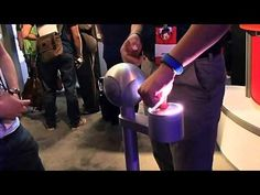 ▶ Disney's MagicBand Demonstration at the 2013 D23 Expo - YouTube