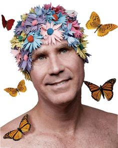 Will Ferrell- simply stunning