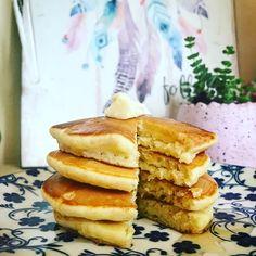 Clatite americane pufoase - Ama Nicolae Pancakes, Deserts, Food And Drink, Sweets, Cooking, Breakfast, Bakken, Kitchen, Morning Coffee