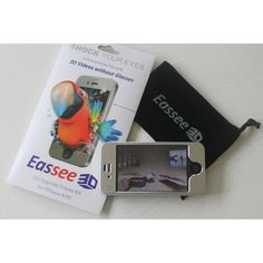 Eassee 3D iPhone - iPhone Gadgets