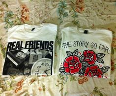 Real Friends & The Story So Far cant wait to see both of them at warped