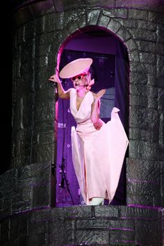 more costumes from lady gaga's born this way ball! isnt she amazing!!
