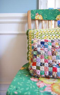 crochet / colours