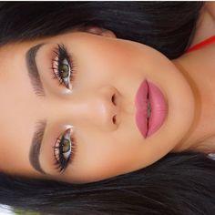 65 Ideas For Nails Summer Wedding Eye Makeup Gorgeous Makeup, Pretty Makeup, Love Makeup, Makeup Inspo, Makeup Inspiration, Makeup Style, Glam Makeup, Pink Makeup, Hair Makeup