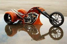 Custom Trike..