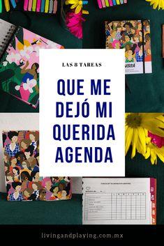 Todo lo que debes saber sobre la nueva Querida Agenda 2019. Totalmente hecha en México, en español y por mujeres emprendedoras. #QueridaAgenda Boss Babe, Cover, Tips, Books, Te Quiero, Master's Degree, Goals, Day Planners, Creativity