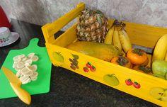 5 ideias DIY usando caixotes de feira - Casinha Arrumada